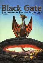 Black Gate: Adventures in Fantasy…