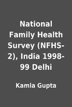 National Family Health Survey (NFHS-2),…