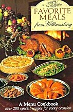 Favorite Meals from Williamsburg by Donna C.…