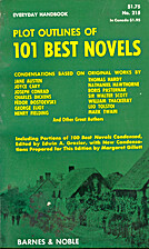 Plot outlines of 101 best novels;…