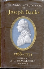 The Endeavour Journal of Sir Joseph Banks by…