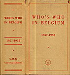 Who's Who in Belgium, including the Belgian…