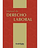 Manual de derecho laboral by Augusto Conti