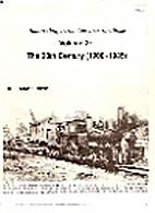 Railroading in the Carolina Sandhills: The…