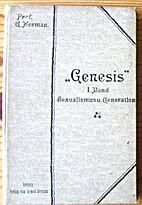 Genesis: Das Gesetz der Zeugung; Beiträge…