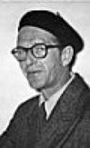 Author photo. Peter Paul Althaus (1892 - 1965)