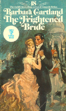 The Frightened Bride by Barbara Cartland