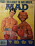 Mad Magazine Issue # 235 December 1982 by…