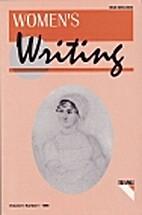 Women's Writing: Jane Austen by Mary Waldron