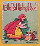 LITTLE RED RIDING HOOD (Whitman Fuzzy Wuzzy…