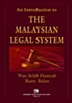 An Introduction To The Malaysian Legal…