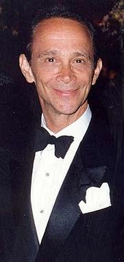 Author photo. Credit: Alan Light, 1993, Emmy Awards