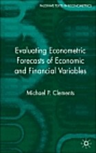 Evaluating Econometric Forecasts of Economic…