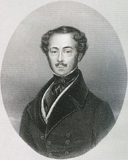 Author photo. Image from <b><i>The reminiscences and recollections of Captain Gronow, being anecdotes of the camp, court, clubs and society, 1810-1860</i></b> (1900) by Rees Howell Gronow