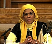 Author photo. Amina Wadud