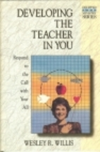 Developing the Teacher in You (Equipped for…