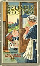 Reliable Recipes (1918)