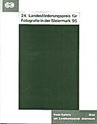 24. Landesförderungspreis für Fotografie…