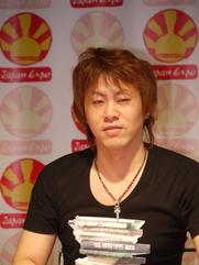 Author photo. Hiro Mashima (by Esby, 2010)
