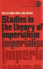 Studies in the Theory of Imperialism by…