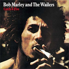 Catch a Fire [sound recording] by Bob Marley…