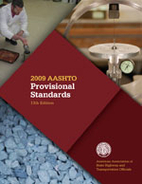 AASHTO Provisional Standards - 12th Edition…