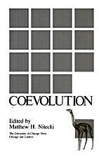 Coevolution by Matthew H. Nitecki