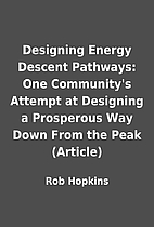 Designing Energy Descent Pathways: One…