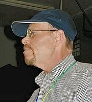 Author photo. Wayne Courtois