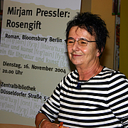 Author photo. Mirjam Pressler