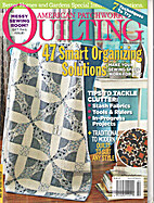 American Patchwork & Quilting Vol. 23, No. 1…