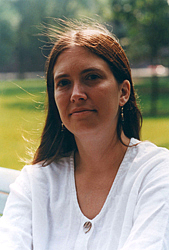 Author photo. Photograph by A. Pierce Bounds