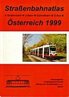 Strassenbahnatlas Österreich 1999 by…