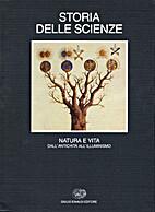 Storia delle Scienze - Vol. 03: Natura e…