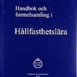 Handbok och formelsamling i hållfasthetslära