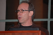Autoren-Bild. Lawrence Krauss at Humanist Conference, Los Angeles, CA, October 2010