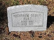 Author photo. Katharine Newlin Burt