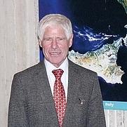 Author photo. Roger-Maurice Bonnet in 2009 [credit: Guy Lebègue]