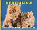Dyrebilder, bok 4 fotoserie by Litor