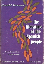 The Literature of the Spanish People: From…