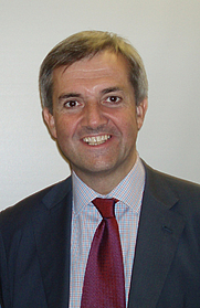 Author photo. Chris Huhne. Photo by Alex Foster.