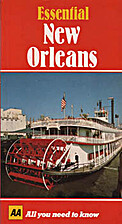 Essential New Orleans (AA Essential) by…