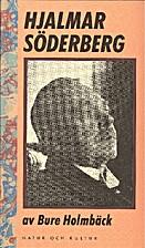Hjalmar Söderberg och passionerna by Bure…