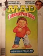 Mad Magazine No. 265 Sept. 1986 by Albert B.…