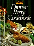 Dinner party cookbook by Maryanne Blacker