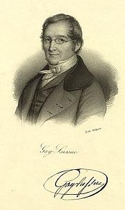 Author photo. Joseph Louis Gay-Lussac. Wikipedia.