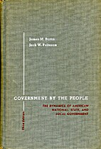 Government By The People by Jack Walter…