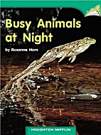 Animals at Night by Roxanne Horn