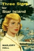Three Stars for Star Island by Marjory Hall