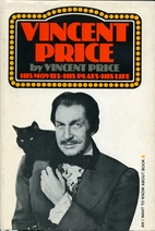 Vincent Price, his movies, his plays, his…